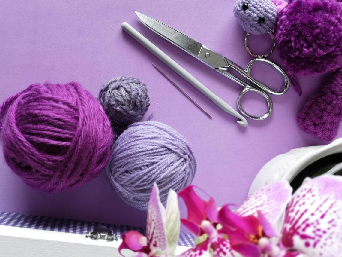 como começar a fazer crochet