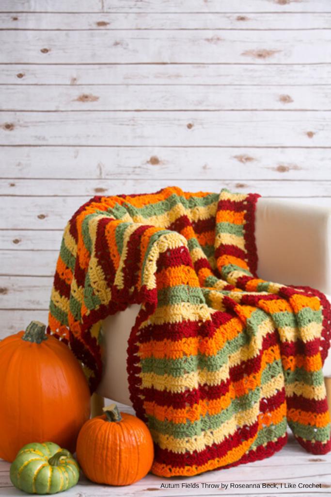 Manta by I Like Crochet