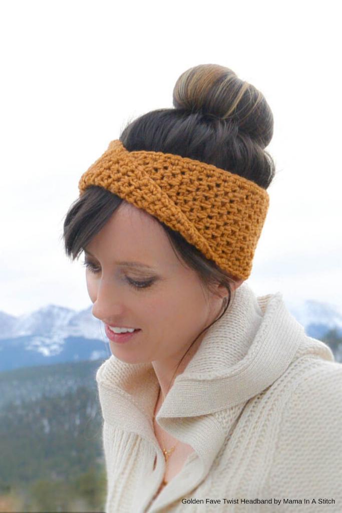 Headband by Mamma in a Stitch