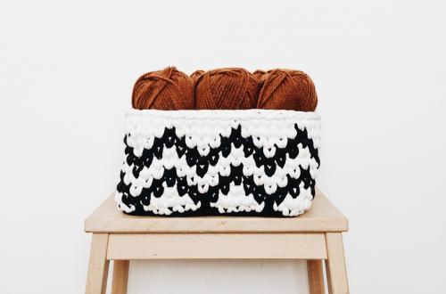 ideias de crochet sustentáveis e ecológicas